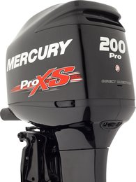 Buitenboordmotor. Mercury OPTIMAX® & PRO XS™ Pro XS 150-200 pk