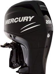 Mercury VERADO Viercilinder met 150-200 pk
