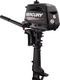 Mercury FOURSTROKE 4-6 pk
