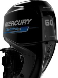 Mercury SEAPRO™ FOURSTROKE SeaPro™ FourStroke 40 & 60 h