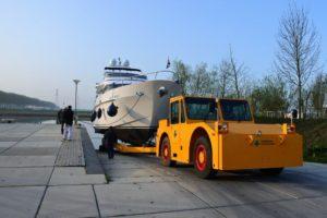 Te water lating jacht Drimmelen Yacht Center